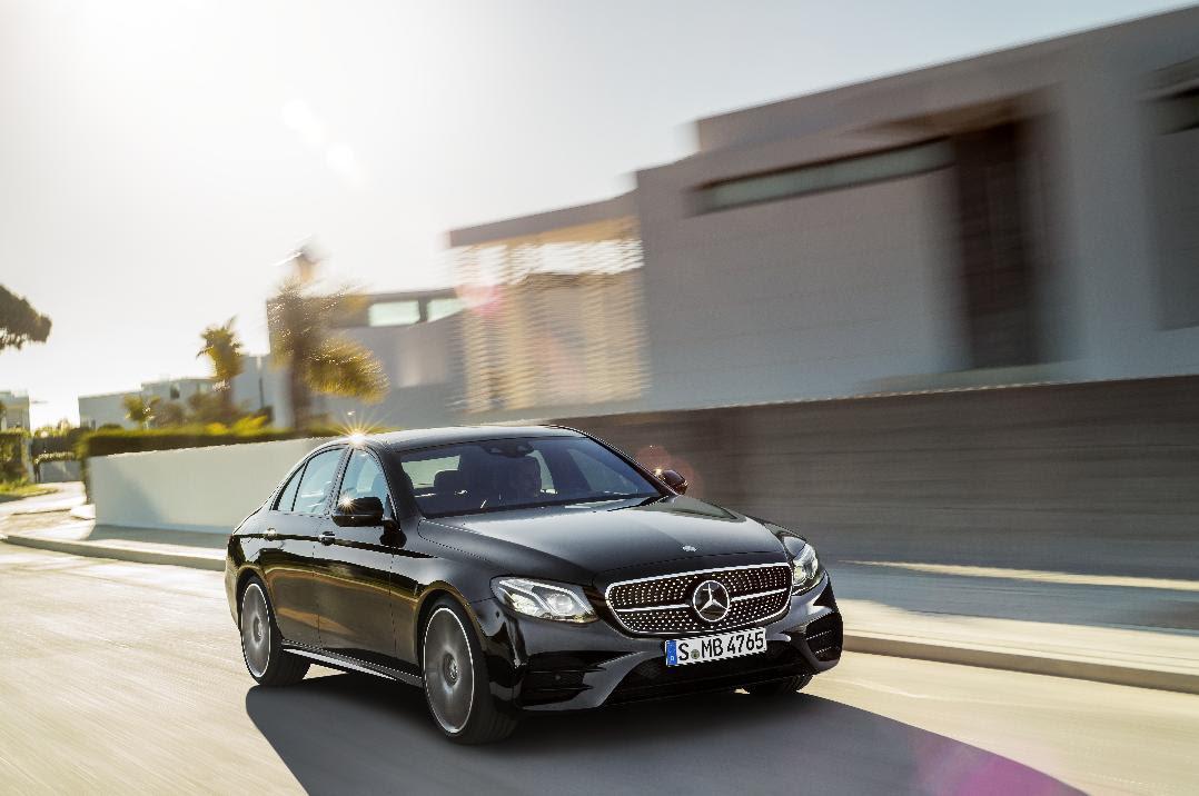 Mercedes-Benz erzielt mit über 1,1 Millionen verkauften Pkw stärkstes Halbjahr