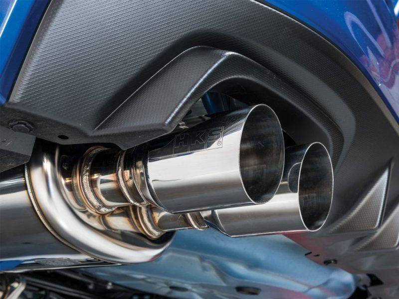 HKS Legamax Premium Auspuff Subaru STI V1 MY2015 – 2018