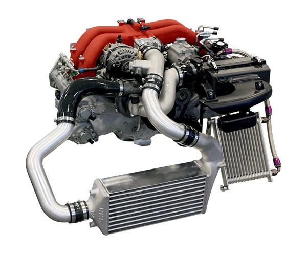HKS Supercharger Kit BRZ / GT86 legal