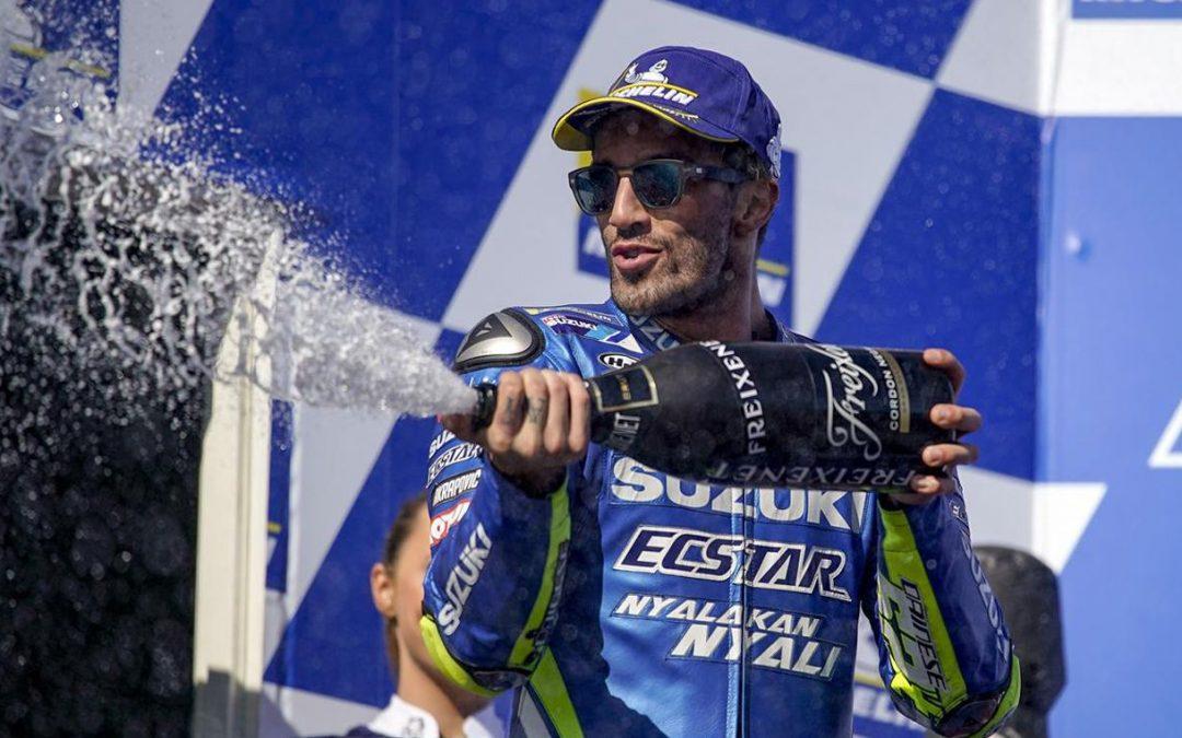 Iannone Zweiter beim Australischen GP
