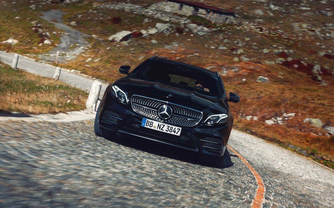 #MBsocialcar: Mercedes-AMG E 53 4MATIC+ T-Modell.